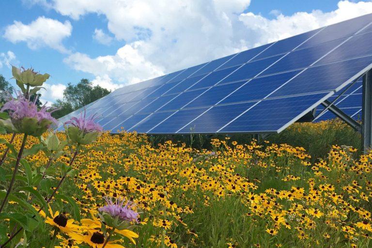Energía solar fotovoltaica para ahorro residencial y Proyectos de Inversión