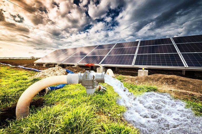 Bombeo Solar – Agua sin costos por 20 años.